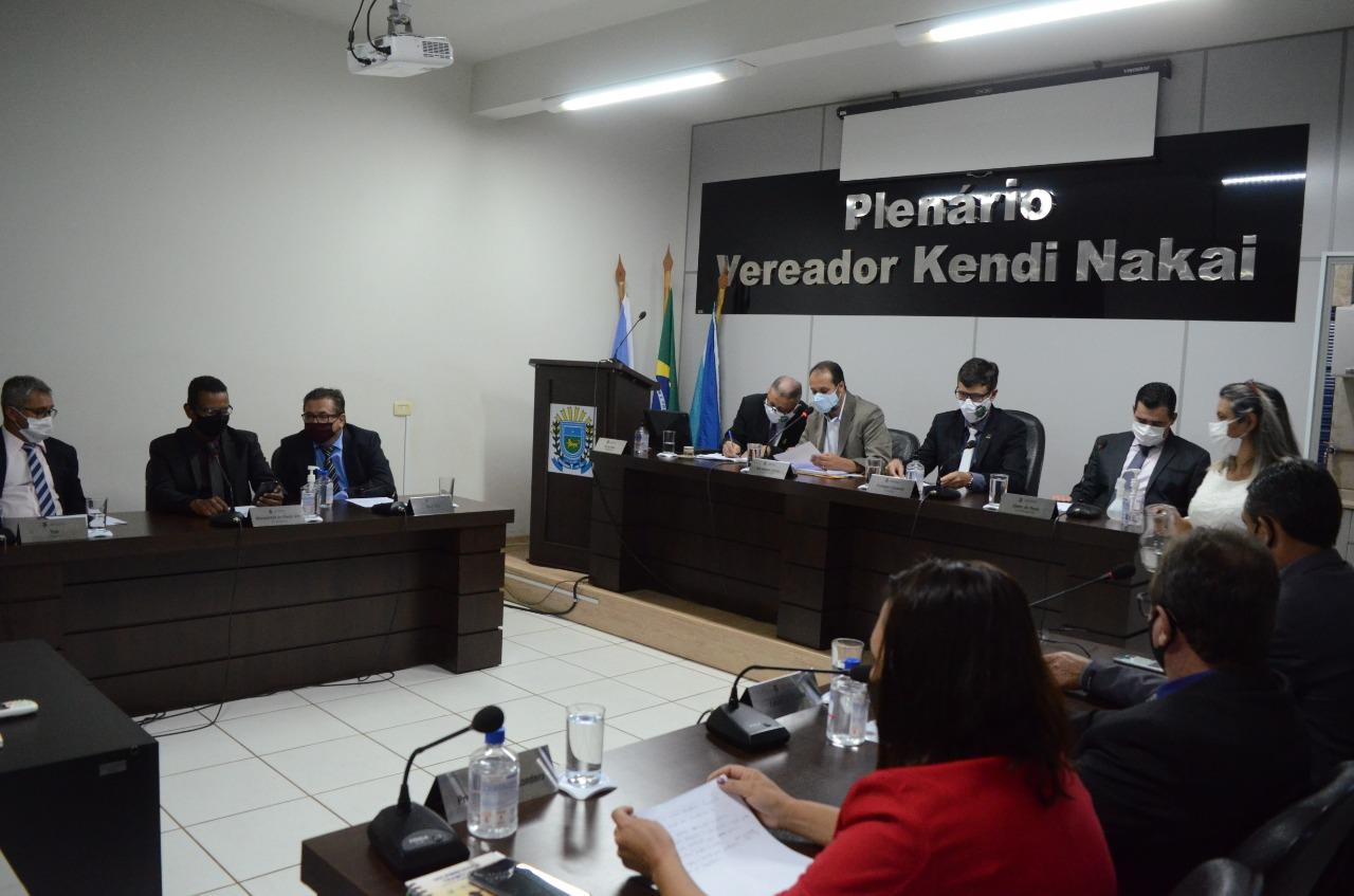 15ª Sessão Legislativa